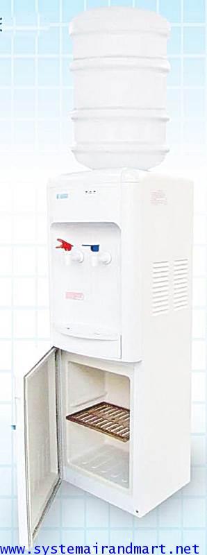 ตู้ทำน้ำร้อน-เย็นแบบขวดคว่ำ LB-LWB1.5-5x16SANDEN INTERCOOL 3