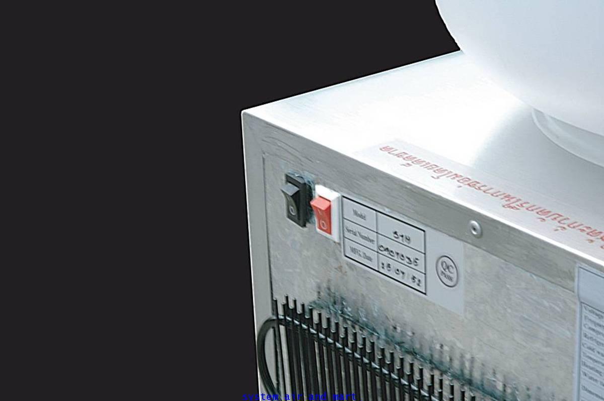 ตู้ทำน้ำเย็น1ก๊อกแบบขวดคว่ำแสตนเลส 2