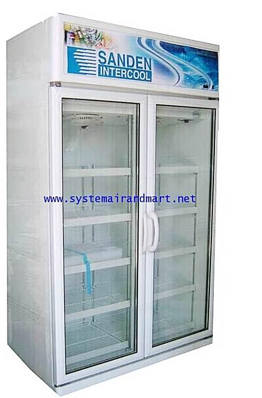 ตู้แช่ยืน 2 ประตู SANDEN รุ่น SVC-N1000SBD