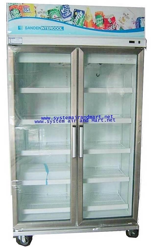 ตู้แช่ 2 ประตู SANDEN รุ่น YPM-N110P 1