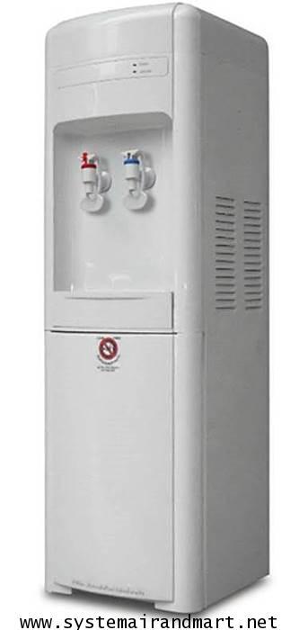 ตู้ทำน้ำเย็น-ร้อน แบบขวดคว่ำพลาสติก 1
