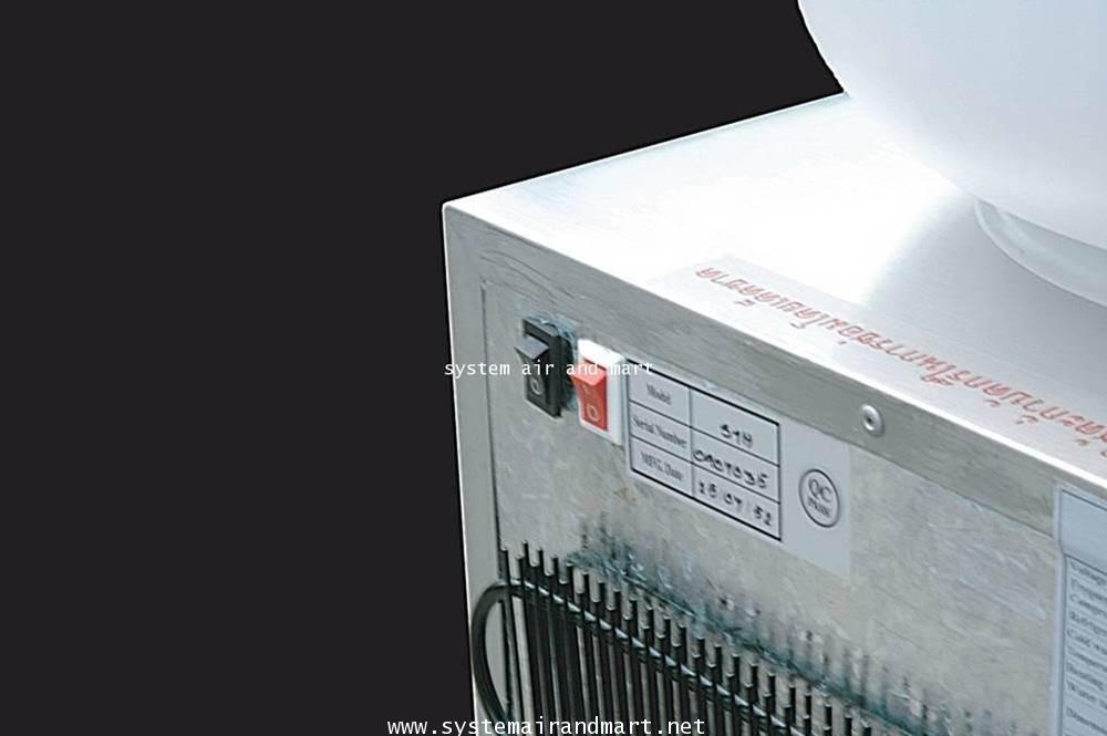 ตู้ทำน้ำเย็น-ร้อน แบบขวดคว่ำพลาสติก 5
