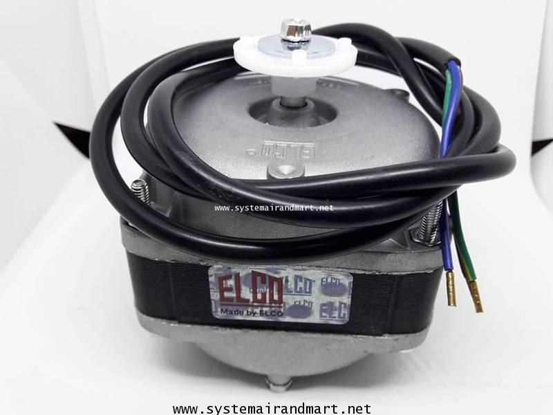 มอเตอร์พัดลมระบายความร้อนตู้แช่ ELCO 10W