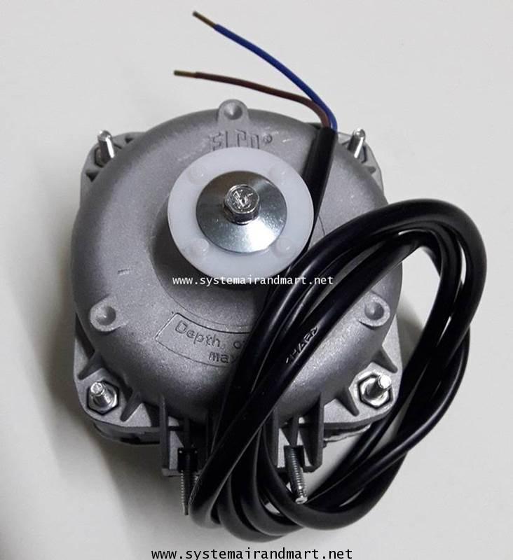 มอเตอร์พัดลมระบายความร้อนตู้แช่ ELCO 10W 1