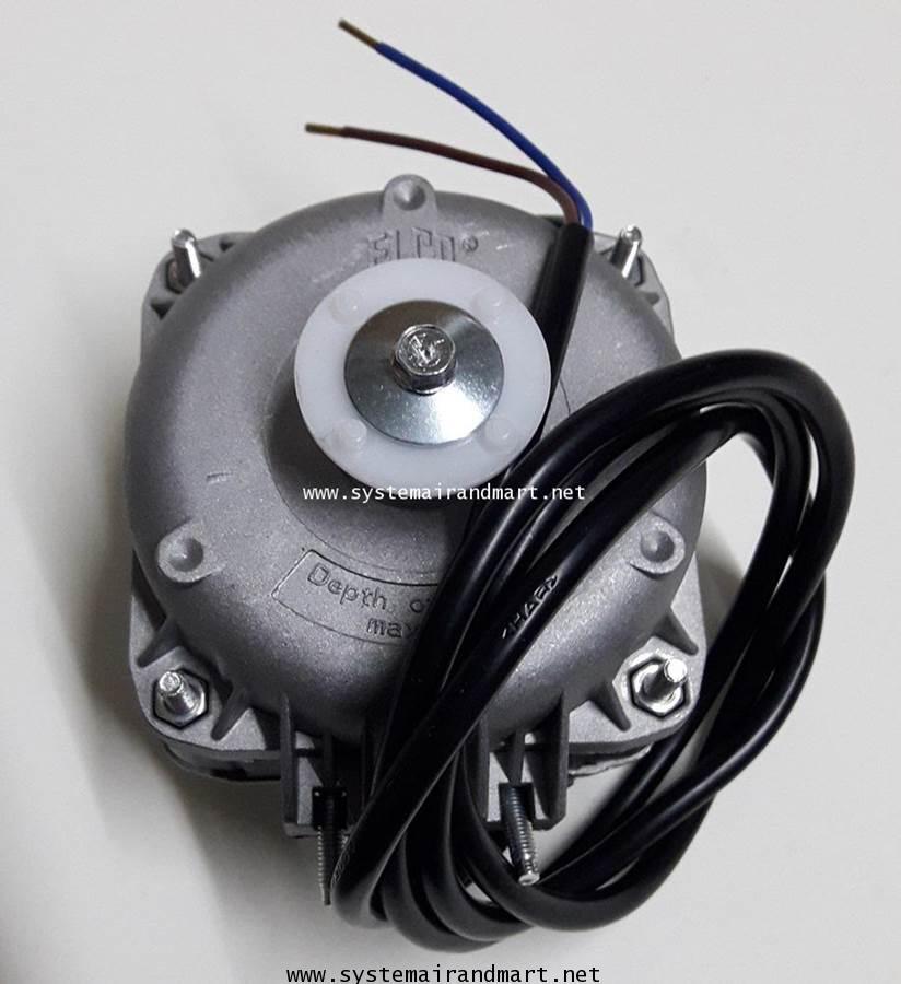 มอเตอร์พัดลมระบายความร้อนตู้แช่ ELCO 10W 7
