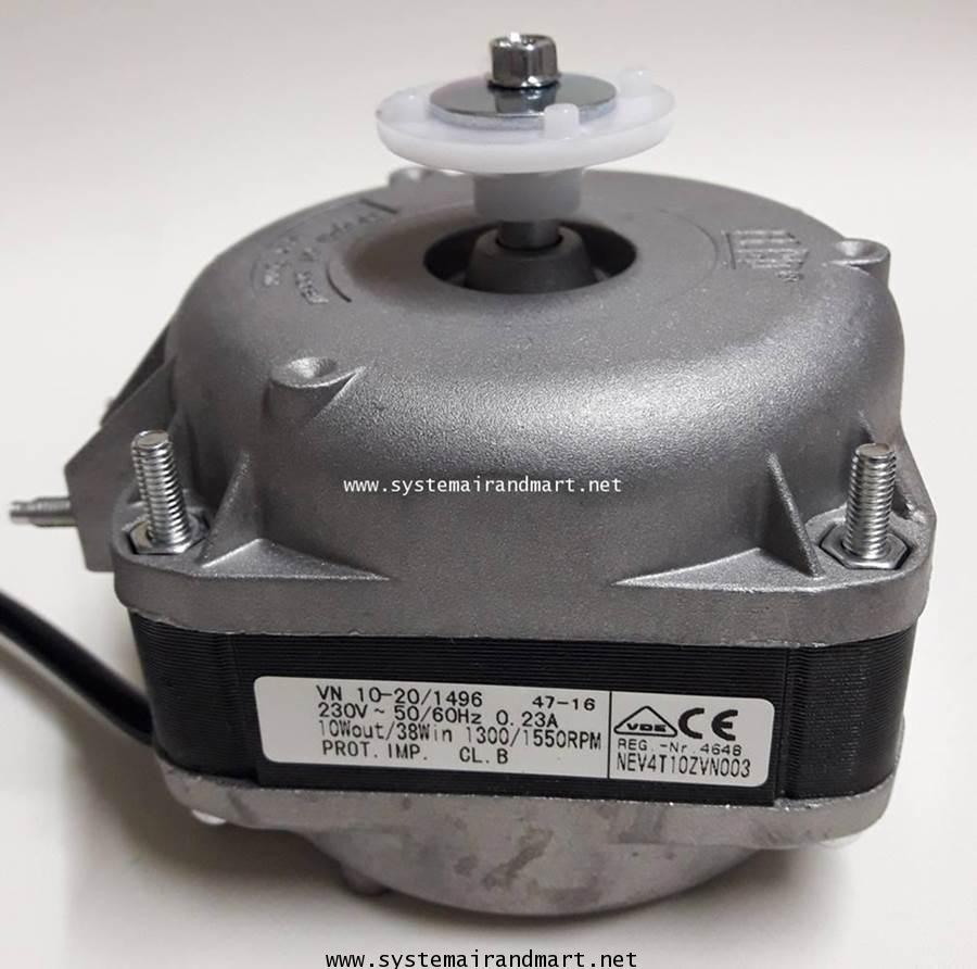 มอเตอร์พัดลมระบายความร้อนตู้แช่ ELCO 10W 5