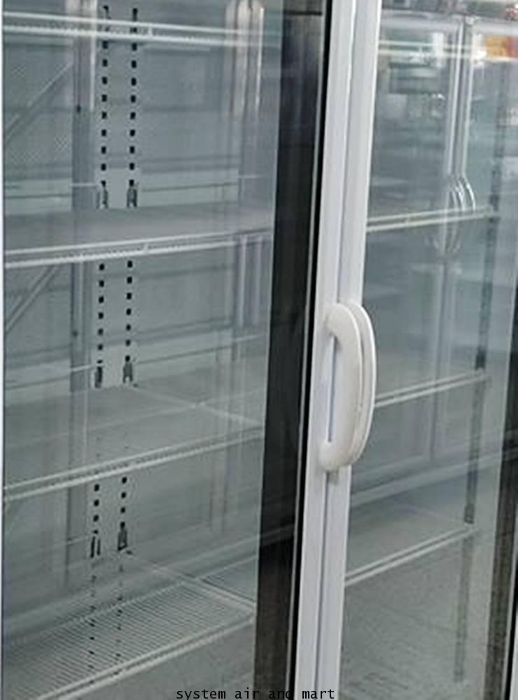 มือจับประตูตู้แช่สีขาว 7
