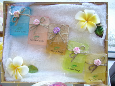 Gift set spa   9