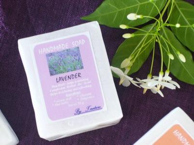 lavender soap 1