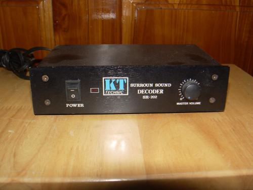 กล่องแปลงสัญญาณ Surround Sound Decorder