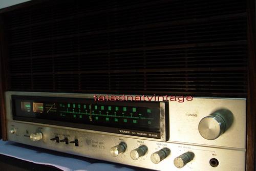 วิทยุ TANIN ธานินทร์ รุ่น TF-2222 3
