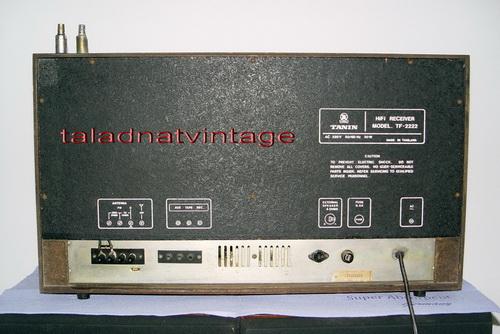 วิทยุ TANIN ธานินทร์ รุ่น TF-2222 5