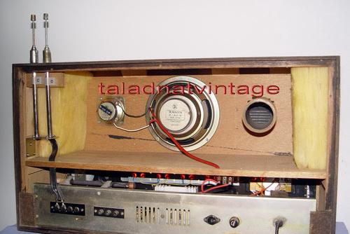 วิทยุ TANIN ธานินทร์ รุ่น TF-2222 7