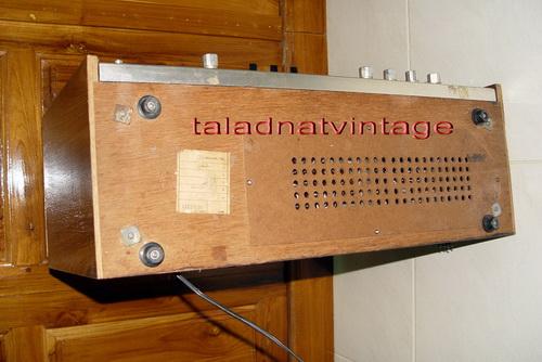 วิทยุ TANIN ธานินทร์ รุ่น TF-2222 9