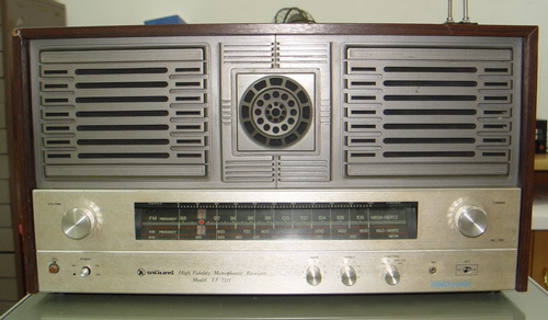 TANIN TF-2111 วิทยุ ธานินทร์ สภาพสวย