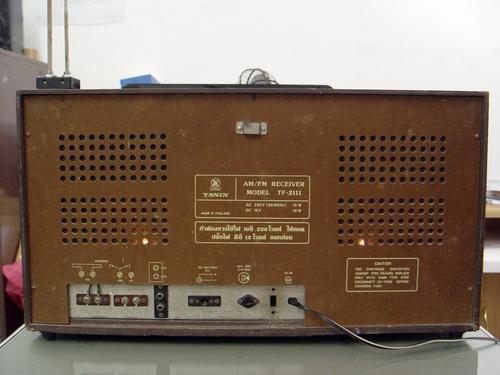 TANIN TF-2111 วิทยุ ธานินทร์ สภาพสวย 5
