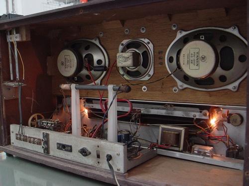 TANIN TF-2111 วิทยุ ธานินทร์ สภาพสวย 7