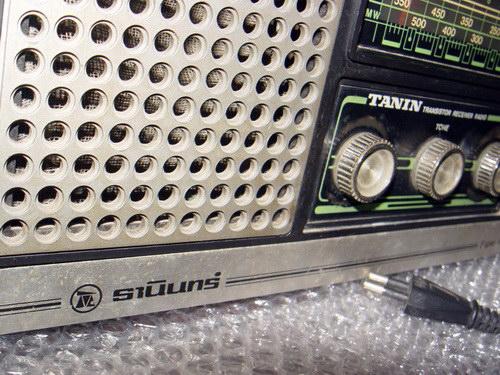 TANIN วิทยุ ธานินทร์ T-113 3
