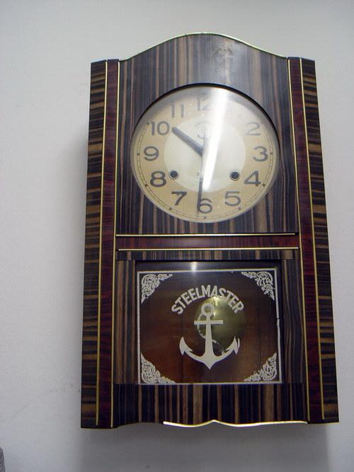 นาฬิกา Steel Master ตราสมอ