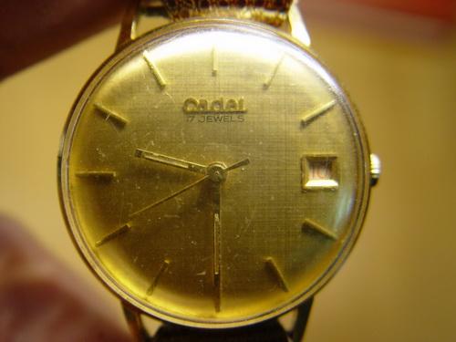 นาฬิกา Cadet 17 Jewels