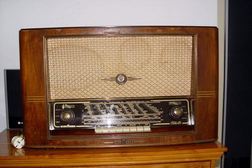 วิทยุหลอด NORDMENDE Othello 306