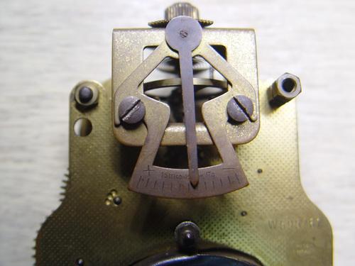 JUNGHANS ระบบไขลาน Made in Germany 9