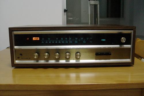 SPECTROSONIC 100 Receiver U.S.A