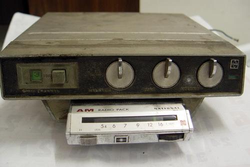 Panasonic 8 track