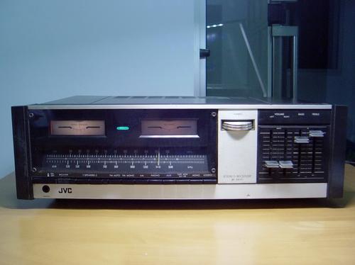 JVC JR-S100 MKII Receiver รุ่นใหญ่