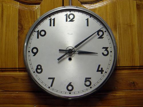 นาฬิกาแขวน KIENZLE ระบบไขลาน Made in GERMANY