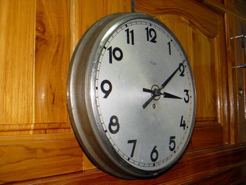 นาฬิกาแขวน KIENZLE ระบบไขลาน Made in GERMANY 1