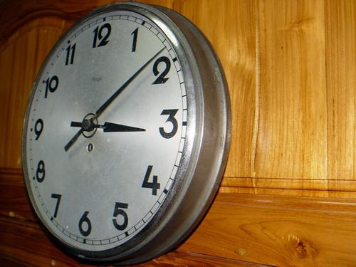 นาฬิกาแขวน KIENZLE ระบบไขลาน Made in GERMANY 2
