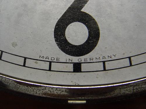 นาฬิกาแขวน KIENZLE ระบบไขลาน Made in GERMANY 5