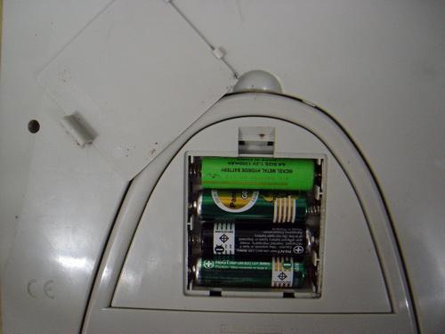 นาฬิกามุสลิมแขวนผนัง จอ LCD 4