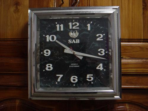 นาฬิกาแขวน Kienzle S.A.B.