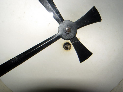 นาฬิกาแขวน MAUTHE มอร์เต้ ขนาด JUMBO 16 นิ้ว ระบบไขลาน 6