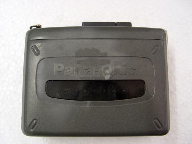วิทยุ-เทปซาวเบ้า PANASONIC STEREO รุ่น RQ-A200 2