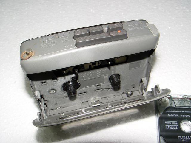 วิทยุ-เทปซาวเบ้า PANASONIC STEREO รุ่น RQ-A200 3