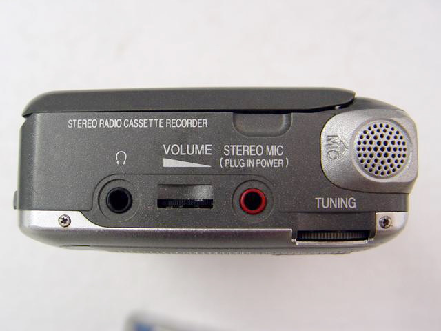 วิทยุ-เทปซาวเบ้า PANASONIC STEREO รุ่น RQ-A200 6