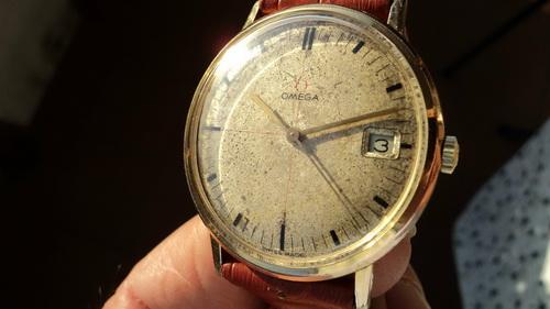 นาฬิกา Omega Vintage ใช้งานดีมาก