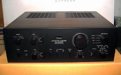 SANSUI AU-D707F Integrated Amplifier