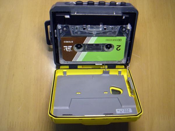 Sony Cassette Walkman Sport WM-FS393 7