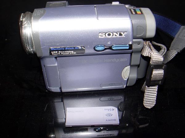 SONY DCR-TRV22E กล้องถ่ายวิดีโอ กล้องVDO แบบม้วนเทป