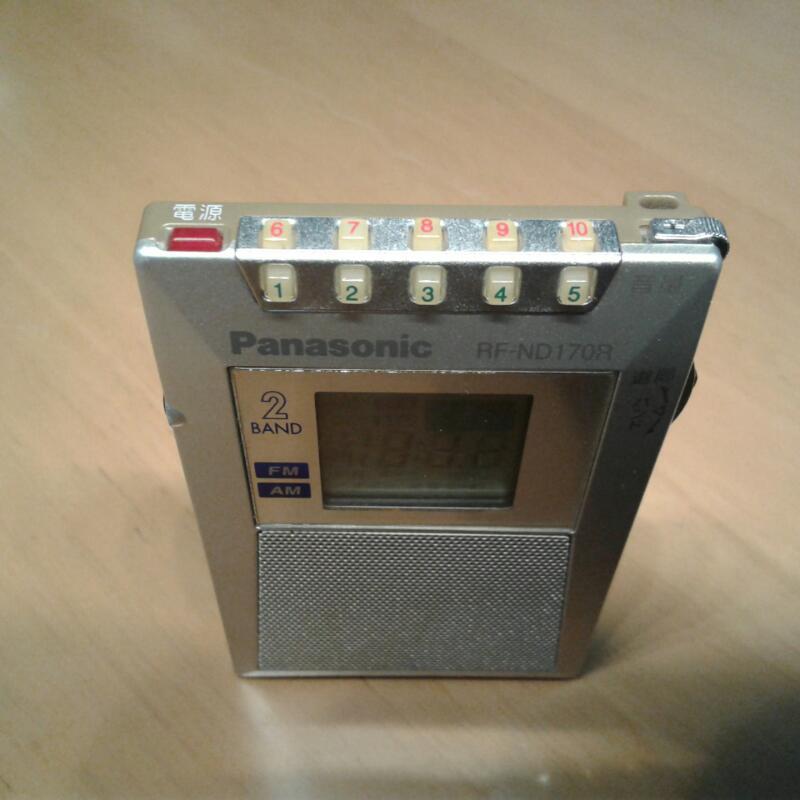 วิทยุ Am-Fm Walkman PANASONIC 2