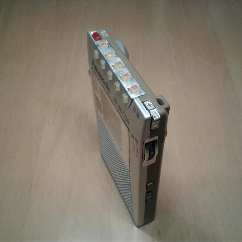 วิทยุ Am-Fm Walkman PANASONIC 3
