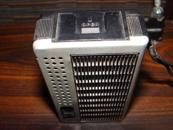 วิทยุโบราณ SONY TR-3500 AM Walkman 2