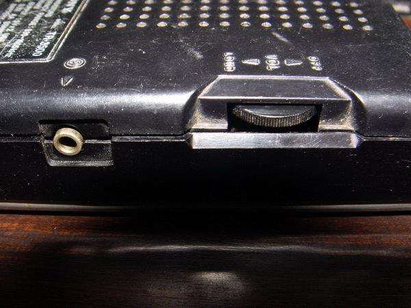 วิทยุโบราณ SONY TR-3500 AM Walkman 4