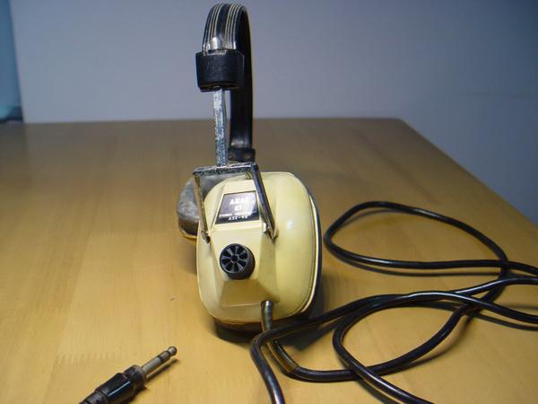หูฟังโบราณ AKAI ASE-9S