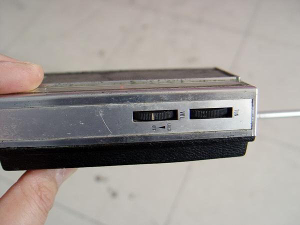 วิทยุโบราณ AM-FM SONY Walkman 4