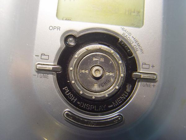 SONY Walkman D-NF600 CD/MP3/RADIO 2